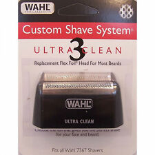 Ultra Clean WAHL Shaver/Shaper Replacement Super Close Foil Gold 4000 Series New