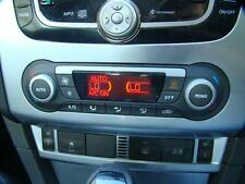 FORD FOCUS HEATER /AIR CON CONTROLS LT, CLIMATE CONTROL TYPE, 07/07-04/09