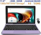 """RCA 11.6"""" 2GB RAM 32GB Quad Core IPS Touch Screen Android 9.0 (1 Year Warranty)"""