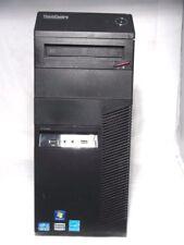 Lenovo ThinkCentre M92p Tower Computer i5-3470 3.2Ghz Quad-Core 8GB 500GB Win7