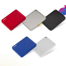 "HDD Portable External HDD 1TB 2TB 3TB 4TB Toshiba Hard Drive Disk USB 3.0 2.5"""