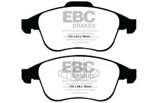 EBC Yellowstuff Front Brake Pads Renault Laguna 3 Coupe 2.0 TD 175HP 2007 > 15