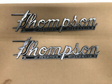 BLUE BOAT COVER FOR THOMPSON 1800 CALAE/' I//O ALL YEARS
