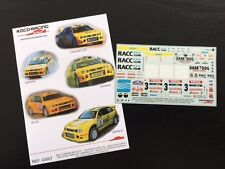 DECAL 1:43 SEAT CORDOBA WRC EVO I#3 S.CAÑELLAS /C.DEL BARRIO - RALLYE TELDE 2000