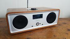 Ruark (Vita Audio) R2i Tabletop Stereo DAB/DAB+/FM Radio/iPod Dock in Walnut