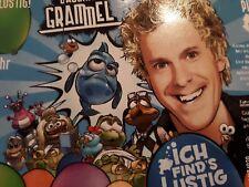 2 Tickets Sascha Grammel Ich finds lustig 20.09.18 Hamburg Barcleycard Arena