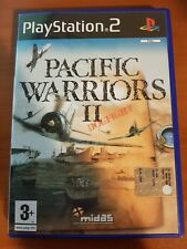 PACIFIC WARRIORS 2: DOGFIGHT! - PLAYSTATION 2 PS2 USATO