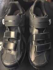New Pearl Izumi X-Alp Enduro IV Cycling Shoe, Black/Black, Size EU 48/US 13-13.5