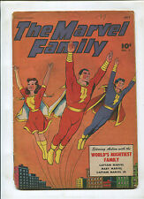 THE MARVEL FAMILY #3 (2.5) THE WORLD'S MIGHTIEST FAMILY!