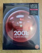 2001 A Space Odyssey Titans of Cult Steelbook NEW & Sealed 4K Ultra HD Blu Ray