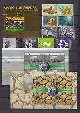 UNO Wien postfrisch Jahrgang 2008  ohne Grußmarken