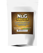 More details for nugsmasher premium extraction squares flower rosin heat press mini og touch x xp