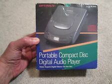 Optimus Cd-3390 Portable Compact Disc Digital Audio Player