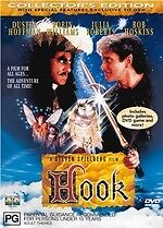 Hook (Collector's Edition) NEW DVD (Region 4 Aust) Julia Roberts Robin Williams