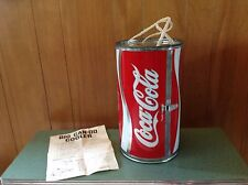 Vintage Retro Cool 60'S 70'S Big Can-Do Coke Coca Cola Cooler 7Up 6 Pack Beer