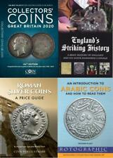 More details for coin & medals selection of books decimal pre-decimal roman british arabic 2020