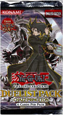 Yu-Gi-Oh! YuGiOh Duelist Pack Chazz Princeton UNLIMITED Booster Pack SEALED!!