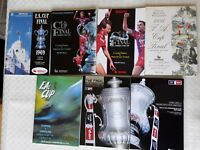 FA CUP FINAL PROGRAMMES 1989 TO 2009 ~ YOU CHOOSE YEAR ~ ALL MINT CONDITION