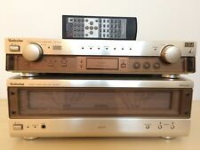 Technics SU-C1010 and SE-A1010 - Technics Pre Amp and Power Amp Model 1010