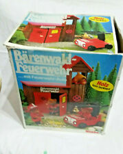 Simba Bärenwald  Feuerwehrkaserne Feuerwehr mit box