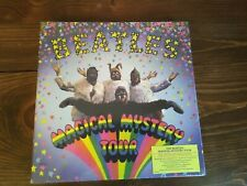 Sealed Beatles Magical Mystery Tour Deluxe Collectors Edition Blu-ray DVD Vinyl