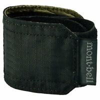 Mont Bell Vertical Attachable Belt Bk 1123787 From Stylish Anglers Japan