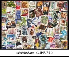 COLLECTION OF GREAT BRITAIN USED STAMP 400V - DIFFERENT