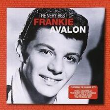 Frankie Avalon The Very Best of CD Fanfare