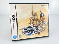 Heroes of Mana Nintendo DS JAP Japan