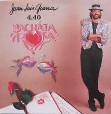 JUAN LUIS GUERRA 4.40 - BACHATA ROSA -  CD