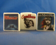 Birchcroft Thimbles -- Miniature Book Style  - Assorted ( Make Offer )