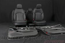 org Audi A8 4H Langversion Lederausstattung Innenausstattung Sitze leather seats