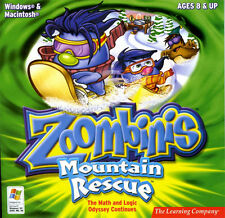 Learning PC games for kids, Zoombinis, learn Problem Solving,Puzzles, Analysis
