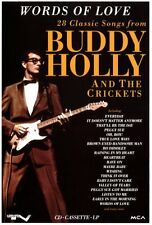 Buddy Holly Large Poster #02 24inx36in