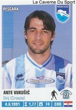 365 VUKUSIC CROATIA PESCARA Waasland-Beveren STICKER CALCIATORI 2013 PANINI