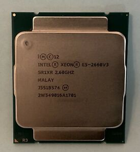 Intel Xeon E5-2660V3 SR1XR 2.60GHZ Server CPU