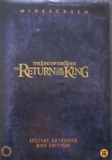 THE LORD OF THE RINGS - THE RETURN OF THE KING  -  2-DVD -  EXTENDED EDITION