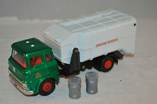Dinky Toys 978 Refuse truck in near mint all original condition