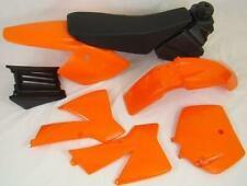 KTM SX50 Senior Mini Adventure Junior Plastic Kit MX Motocross Orange uk stock