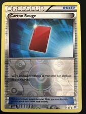 Carte Pokemon CARTON ROUGE 71/83 Reverse XY GENERATIONS FR NEUF