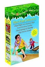 Magic Tree House Volumes 25-28 Boxed Set by Mary Pope Osborne (2016,...