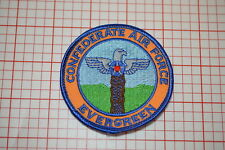 Confederate Air Force Evergreen Patch