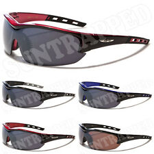 Womans X Loop Pink & Black Sports Sunglasses 100% UVA & UVB