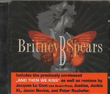 BRITNEY SPEARS CD B in the MIX REMIXES  Justice Junkie