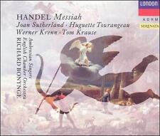 SUTHERLAND,BONYNGE-HAND: MESSIAH CD NEW