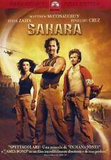 Dvd Sahara - (2005) Penelope Cruz......NUOVO