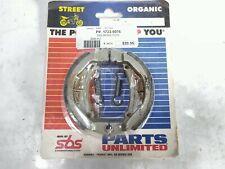 Parts Unlimited SBS Brake Pads Shoes KX60 KX80 1723 0076