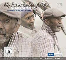 Ron Carter And The Wdr Big Band - My Personal Songbook (Deluxe) (NEW CD+DVD)