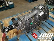 03 04 INFINITI G35 3.5L DOHC V6 AUTO RWD TRANSMISSION FREE SHIPPING JDM VQ35DE