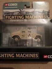 Corgi Fighting Machines HMMWV utilitaire armée américaine